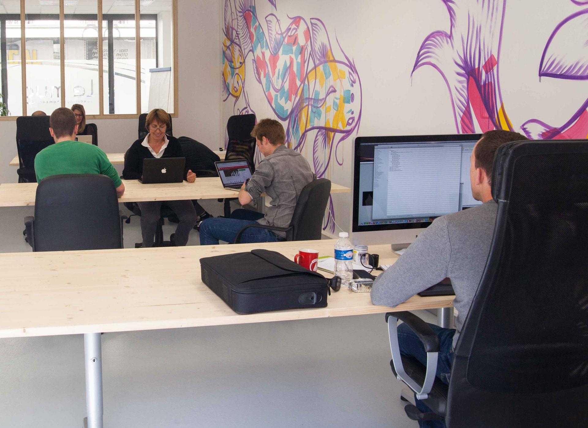 Coworking à Chambéry